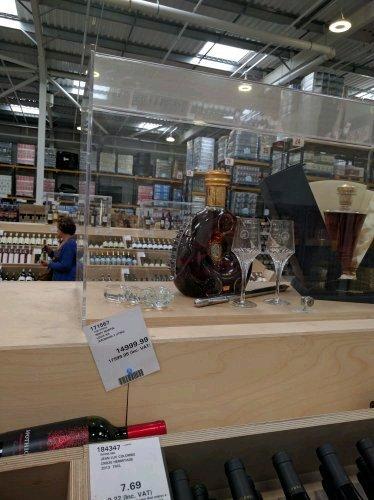 Remy Martin Louis XIII Jeroboam £17999.98 Costco