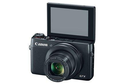 Canon PowerShot G7 X Compact Digital Camera  £355 @ Calumet Photographic