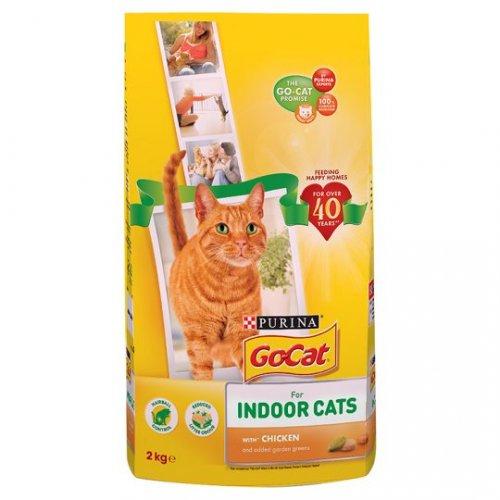 Go-Cat Indoor 2kG £3.50 @ Tesco