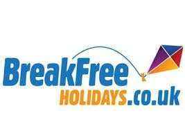 Breakfree £10pp are back 3/4 night getaways this autumn and next spring 2017