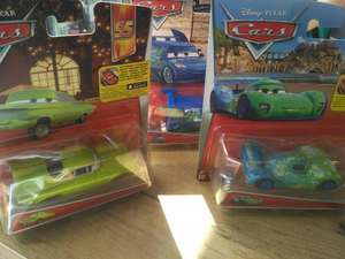 disney cars diecast £1.50 @ Tesco in store