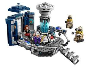 Lego Doctor Who 21304 - £33.99 (RRP £50) at Amazon