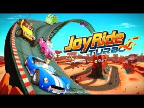 FREE Joy Ride Turbo game (Xbox One)
