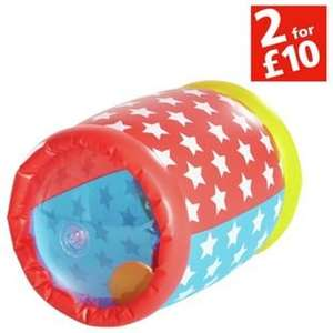 Chad Valley Inflatable Roller (was £6.99) Now £2.99  at Argos