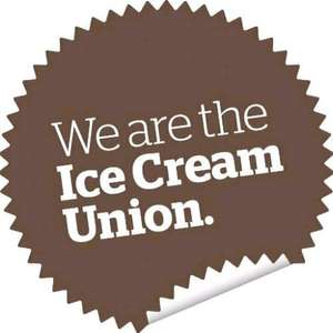 Ice Cream Union Ice Cream & Sorbets All flavours 500 ml £4.99 ** Buy 1 get 1 Free £2.50 a tub @ Ocado