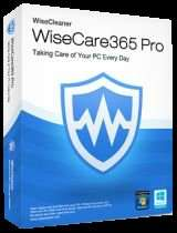 get Wise Care 365 Pro 4.22 for free! @ giveawayoftheday.com