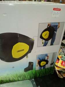 Karcher CR 5.330  Automatic Hose Reel 30m £48 @ B&Q - Basingstoke