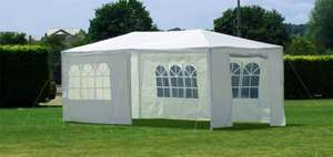 Party-Tent Gazebo 3 x 6 metre £43.99 Delivered @ EuroCarParts (Using code)