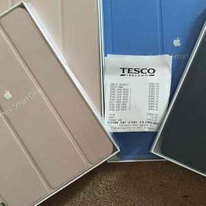 Apple iPad Mini Smart & Air Case £1.70 - £3.50 - Tesco in store