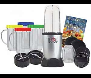 Magic Bullet Deluxe 17 Piece Kit. was £49.99 now £34.99 @ Argos