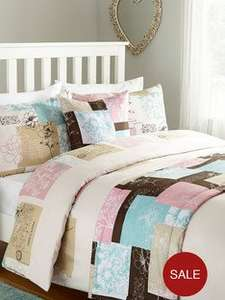 Patchwork Bed in a Bag was £40-£50 now £7.20 - £9 C+C @ Very (others in comments)