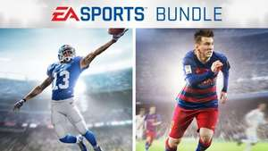 EA SPORTS Madden NFL 16 and FIFA 16 Standard Edition Bundle £36.30 @ Xbox