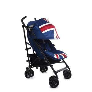 Easywalker mini buggy union jack £99 @ Winstanleys Pramworld
