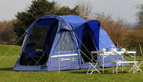 Berghaus 4 Air Inflatable Tent - 4 man tent £279.65 at Blacks + 6% Quidco £16.78