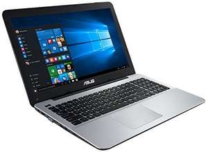 Asus 15.6-Inch Notebook (Intel Core i3, 4 GB RAM, 1 TB HDD, Windows 10) - £259.99 @ Amazon