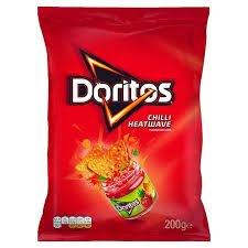 200g Bag of Doritos in Chilli Heatwave/Cool Original 49p @ Lidl