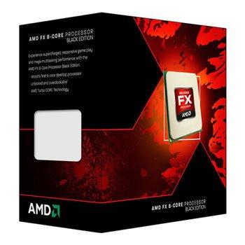 AMD FX8350 Black Edition AM3+ 8 Core CPU (+ FREE Total War Warhammer Game Code) £136.08 @ Scan