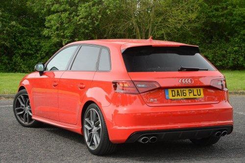 Audi A3 Sportback  S3 TFSI Quattro 5dr Leasing deal - 9 + 23. £2340 upfront then £260 per month. 8k allowance vesource