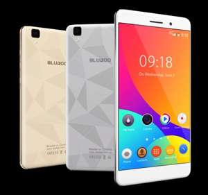 Bluboo Maya 5.5 Inch Screen, 2GB RAM, 16GB, Quad-Core 1.3GHz,Smartphone £53.83 @ BangGood.com  (Can get for around £46 with below discount code and cashback from Quidco)