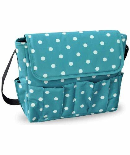 BabyStart Polka Dot Changing Bag - Green only £6.99 @ Argos
