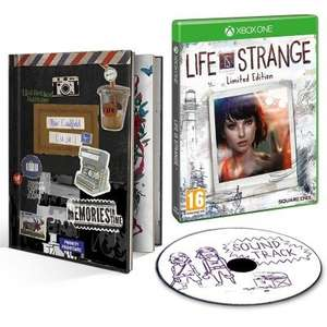 [Xbox One] Life is Strange: Limited Edition - £12.95 / Animal Crossing: amiibo Festival (Wii U) - £12.95 - TheGameCollection