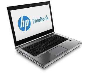 HP Elitebook 8470p/2570p i5, 4GB, NO HDD / CHARGER (Used) - £126 @ SCC Trade