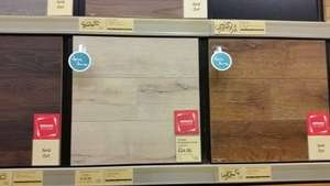 laminate flooring clearance starting at £1.92 per m2 for Kronospan @ Topps tiles