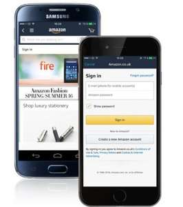 Free Amazon £5 credit App sign in required. (Selected Accounts)