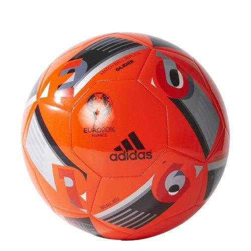 Adidas Euro 16 Top Glider Football solar red/black/ iron metallic £6 prime / £9.99 non prime Amazon