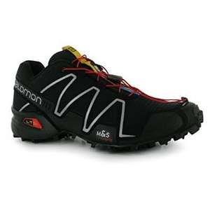 Salomon Speedcross 3 £24.99 delivered @ Amazon Sold by USC