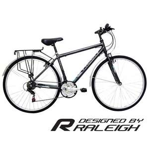 "Activ [Raleigh] Oakland 700C Bike (18"" Frame) £118.80 delivered @ Machine Mart"