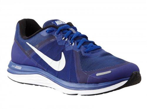 Nike Men's Dual Fusion X2 Running Shoes, Deep Royal Blue/Silver £19 @ john Lewis (£2 c&c / £3.50 del)