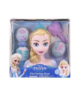 Disney Frozen Elsa Styling Head £11.99 @ Argos