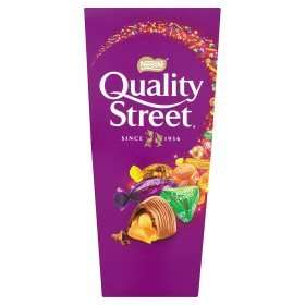 Quality Street Carton Sweets Was £3.00 Now £2.00 At Asda