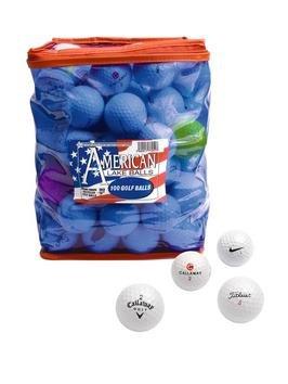 100 Lake Golf Balls for £14.99 at Very