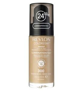 Revlon Colorstay Foundation Boots Glitch £6.99 or 3 for £10.98