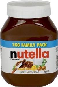 Nutella 1KG Lidl £3.99