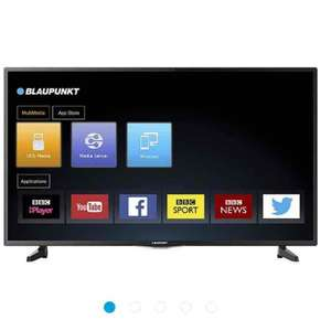 Blaupunkt 43-137ZX Smart Full HD 43 Inch LED TV with Freeview HD £199 @ Tesco
