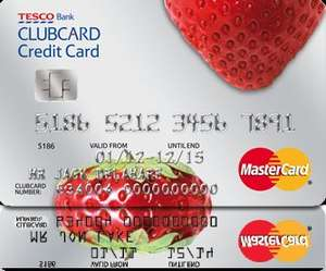 2 Year 0% Balance Transfer Fee Free Credit Card + possible £31.50 cashback  @ Tesco Bank