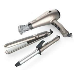 Nicky Clarke Condition and Shine Multi-Styler Gift Set Now £19.99 at Argos