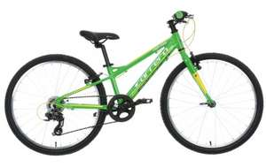 """Upto £100 Off + Extra 10% Off with code on Kid's Carrera Bikes (also some Men's/Women's) @ Halfords (ie Carrera Abyss Boys Hybrid Bike - 24"""" was £259.99 now £161.99)"""