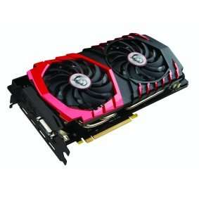 MSI Geforce GTX 1070 Gaming X GFX Card £419.99 @ Maplin (Poss £402.35 after cashback)