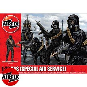 Airfix SAS (Special Air Service) Model Figures RRP £7.99 now £2.99 @ Home Bargains