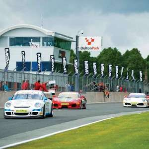 great offer for two on motorsport at MenKind for £29.99