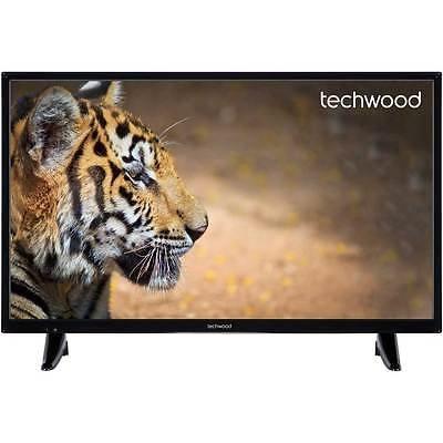 "Techwood 32AO3CB 32"" LED Smart TV With DVD £139 Delivered @ AO Via eBay"