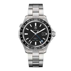 TAG Heuer Aquaracer GMT Ceramic Automatic Men's Watch £1520 @ Beaverbrooks