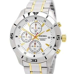 Seiko Mens Chronograph Watch SKS403P1 £49.99 @ Argos Ebay