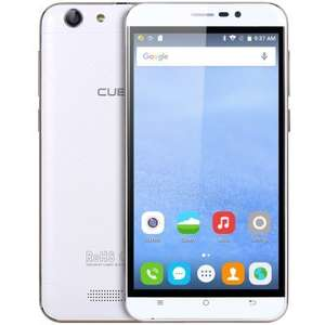 SALE  CUBOT Dinosaur 5.5 inch Android 6.0 4G Phablet MTK6735 64bit Quad Core 1.3GHz 3GB RAM 16GB ROM 13MP + 5MP Cameras HD Screen OTG HotKnot £92.56 @ Gearbest