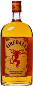 Fireball Whisky 70 cl  £13.99 Deal Of The Day @ Amazon Prime Exclusive