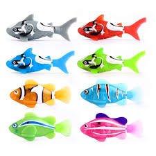 Robo fish clearance £3 in Asda